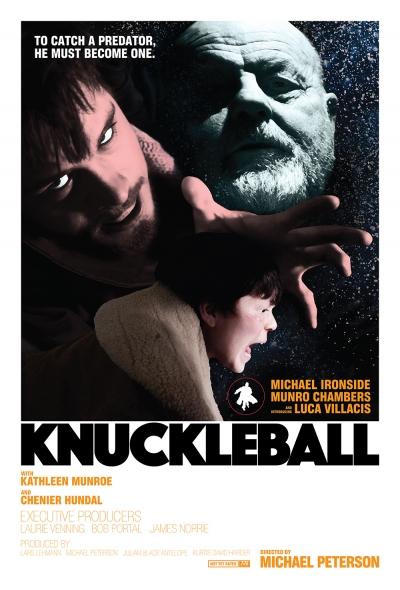 Resultado de imagem para Knuckleball Michael Peterson poster