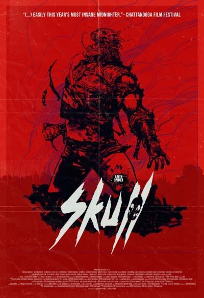 Skull: A Máscara de Anhangá - FESTIVAL DE CINEMA FANTÁSTICO 2020