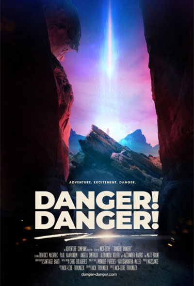 Danger! Danger!